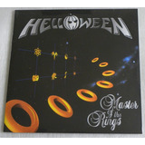 Helloween Master Of The Rings Lp Time Walls Keeper Rabbit