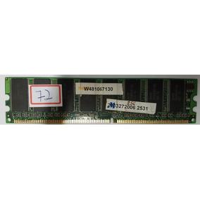 Memória 256mb / Ddr 266 Mhz