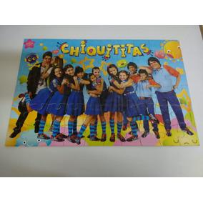 Quebra-cabeças 60 Pcs + Jogo De Memória 24 Pcs Chiquititas
