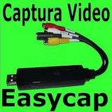 Capturadora Video Sonido Easycap Tarjeta Usb Blister Tienda