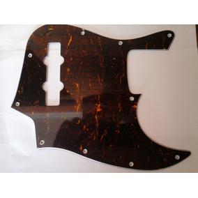 Escudo Spirit 3 Camadas P/ Baixo Fender Jazz Bass Tortoise