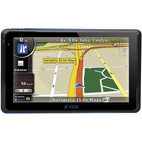 Gps X-view Navigator 7 Tv