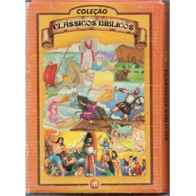 Coleção Classicos Biblicos Da Editora Pais&filhos 10 Livros