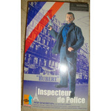Jean Reno Inspector Hubert Dragon Toys 12 Pulgada Wasabi 1/6