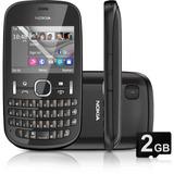 Nokia Asha 201 Desbloqueado Nacional Original - Usado