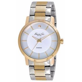 Reloj Kenneth Cole New York Diamond Acero Hombre 10020807
