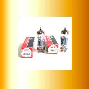 2 Válvulas 12bh7 Amplificador Valvulado Restaurador Gaúcho