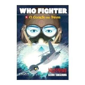 Hq-manga:who Fighter E O Coração Das Trevas-seiho Takizawa