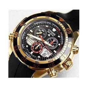 58a9b46e4fd Relógio Citizen Eco Drive Sailhawk Jr4045 57 - Relógios De Pulso no ...