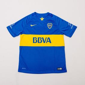 e769a07c1b491 Camiseta Boca Juniors Nike Titular Modelo Stadium Original ...