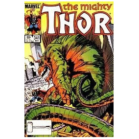 Marvel Thor The Mighty - Volume 341