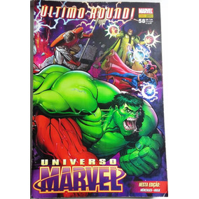 Universo Marvel 58 - Ultimo Round - Hq