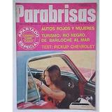 Revista Parabrisas 1967 Test Pick-up Chevrolet