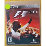 Formula 1 2011 Ps3* Play Magic