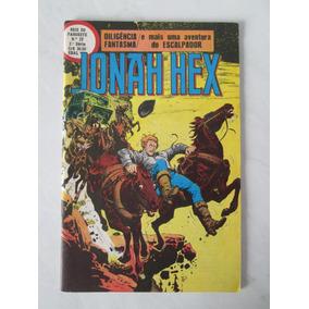 Reis Do Faroeste Nº 27 - 2ª Série - Jonah Hex - Ebal - 1980