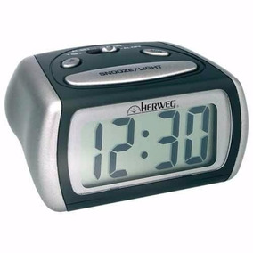 2e29c7f3fa1 Relógio Herweg Digital - Relógios no Mercado Livre Brasil