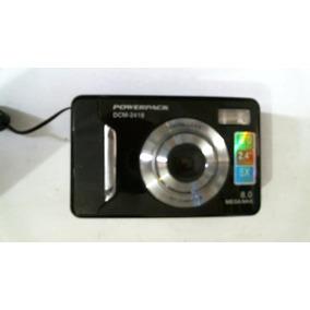 Câmera Sucata Powerpack Dcm-2418 Usada ( Não Liga )