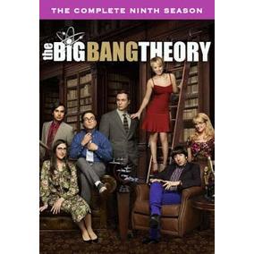 A Teoria Do Big Bang -the Big Bang Theory 8ª E 9ª Temporadas