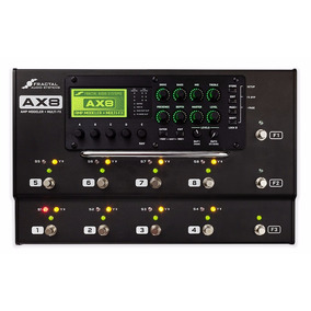 Fractal Ax8 Amp Modeler Pedalboard - Promoção Encomenda