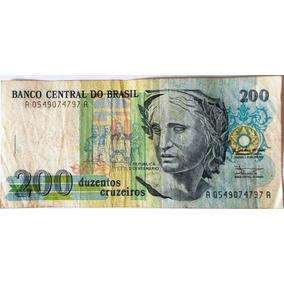 Nota 200 (duzentos) Cruzeiros