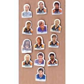 Holanda Pins Anos 80-90 Futebol Raridade Panini Coleção