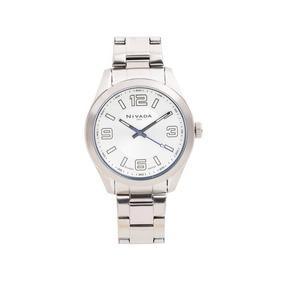 Reloj Nivada Np16175macpa Plateado Pm-7172663