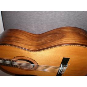 Guitarra Criolla Antigua Casa Nuñez Concierto,gracia,fonceca