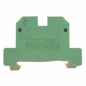 Conector Terra Poliamida Ek 2,5/35 N Pa Conexel Kit 30 Pçs