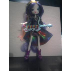 Muñeca Barbie Mi Pequeño Pony Rarity 2 Monster High