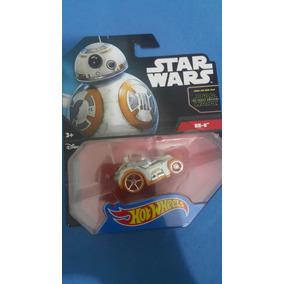 Hotwheels Star Wars Bb-8 1/64