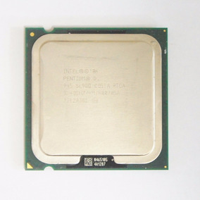 Processador Desktop Intel Pentium D 945 3.40ghz/4m/800/05a