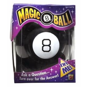 7da9bd4f76258 Super Bola 8 Magica Magic 8 Ball Predice Tu Futuro Descuento - Juegos y  Juguetes en Mercado Libre México