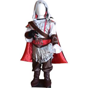 Traje De Altair Assassins Creed - Disfraces para Niños en Mercado ... 36b8c52a3f0d