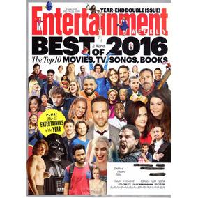 E Weekly: Melhor E Pior De 2016 / Gal Gadot / Ryan Reynolds