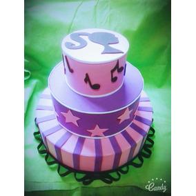 Bolo Da Barbie Mattel - Decoração de Festa no Mercado Livre Brasil 2aa5cf9428a8d
