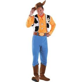 Disfraz De Jessie Para Adulto De Toy Story. Dvn. Ivgh. en Mercado ... c9a7b2e2a64