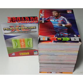 Coleção Base Liga Francesa 10/11 Adrenalyn Panini 220 Cards
