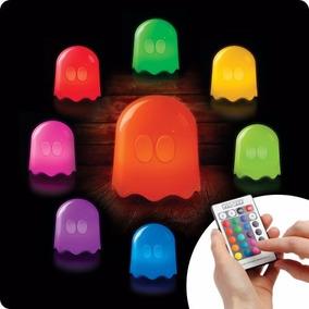 Luminária Fantasminha Pac-man Peça Rara