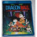 Dragon Ball. La Princesa Durmiente En El Castillo Embrujado