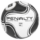 c73a316d9d Bola Futebol Campo Penalty S11 Pro Fpf Viii Branco E Rosa - Esportes ...
