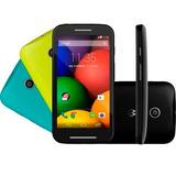 Motorola Xt1025 Moto E 4gb Dtv Colors Preto | Vitrine