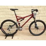 Bicicleta Montaña Mtb Titus Racer X / Xt / Fox / 26