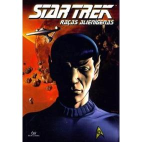 Star Trek - Raças Alienígenas - Hq Nova E Lacrada!!!!!!