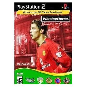 a5170b16c5 Winning Eleven 2008 - PlayStation 2 no Mercado Livre Brasil