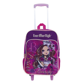 Mochila Rodas Infantil Ever After High 17m Plus 64694 G Pink