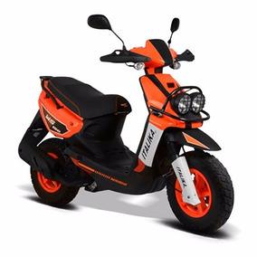 Moto Italika Ws150 Naranja
