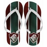Chinelo Fluminense Personalizado - Kit Com 50 Pares d701e108a5c2c