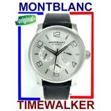 18d7a6a7808 Montblanc Timewalker Reserva De Marcha 2 Calendários 7142 !