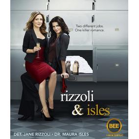 Rizzoli And Isles - As 7 Temporadas Legendadas Com Caixinhas