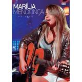Dvd Marilia Mendonça Ao Vivo - Original E Lacrado